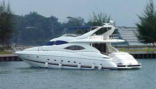 Sunseeker Manhattan 80 Charter Yacht