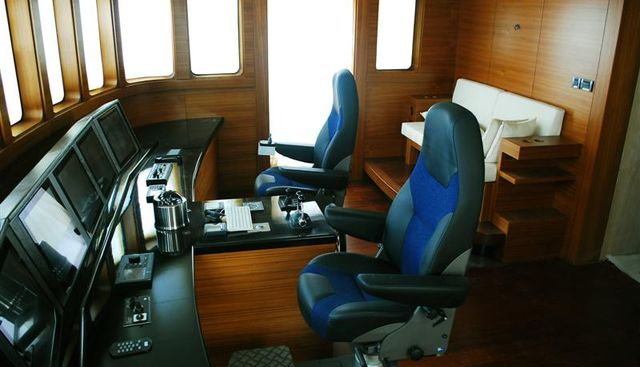 The Big Blue Charter Yacht - 4