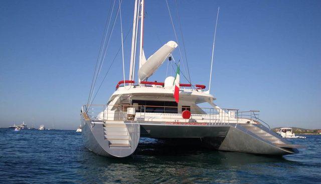 La Stella Del Diavolo Charter Yacht - 3