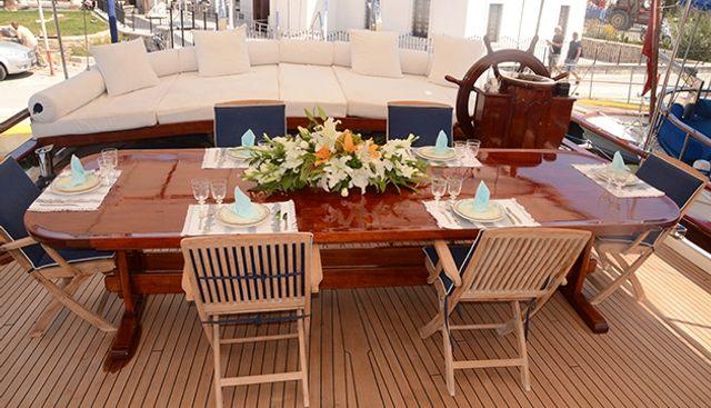 Kanaryam Charter Yacht - 5