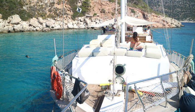 Alaturka 81 Charter Yacht - 2