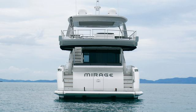 Mirage Charter Yacht - 5