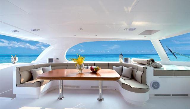 SeaGlass Charter Yacht - 3