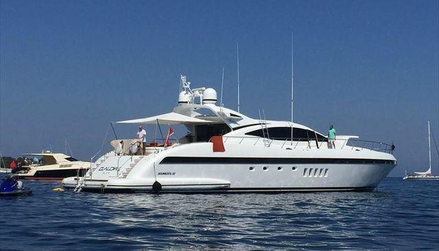 Claudia's Charter Yacht