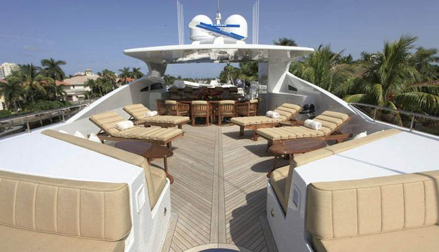 Wheels Charter Yacht - 2