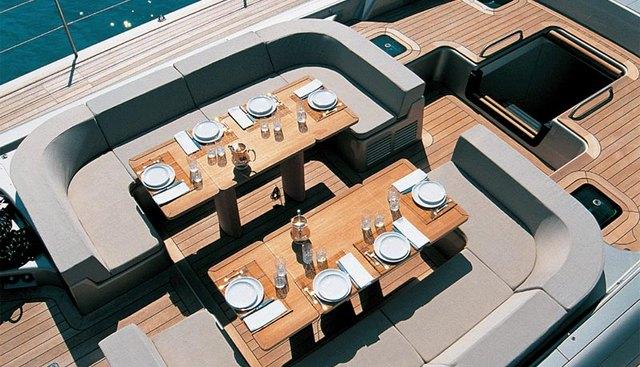Dark Shadow Charter Yacht - 4