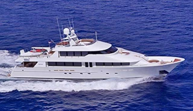 No Bad Ideas Charter Yacht