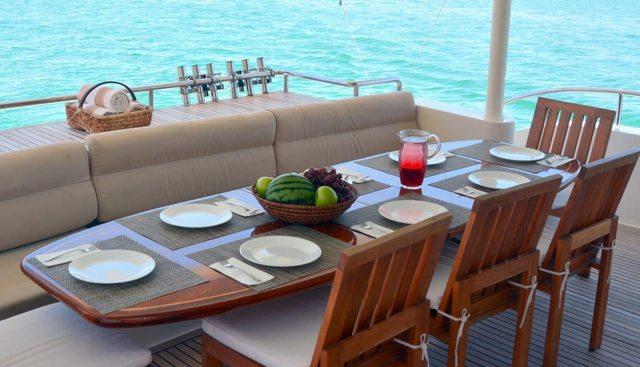 El Regalo Charter Yacht - 4