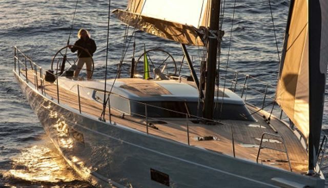One Shot Of Cowes Charter Yacht - 2