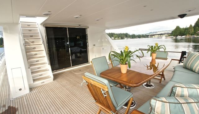 Divertimento II Charter Yacht - 7
