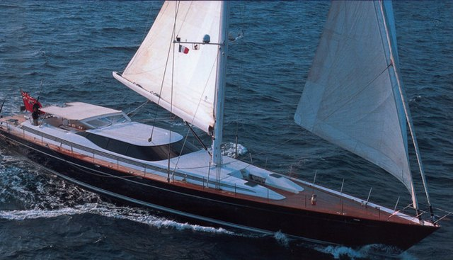 Nashira II Charter Yacht