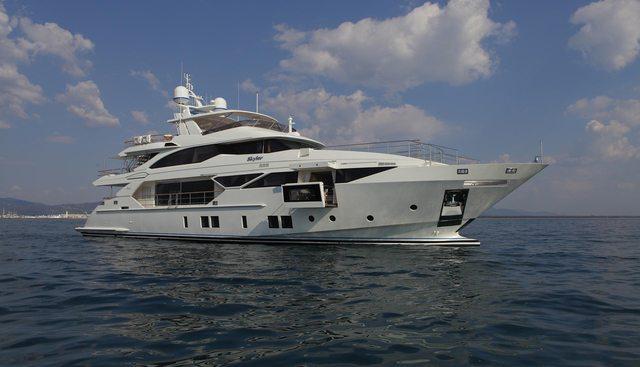 Inspiration Charter Yacht