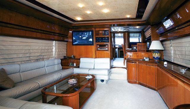 Sahara Charter Yacht - 4