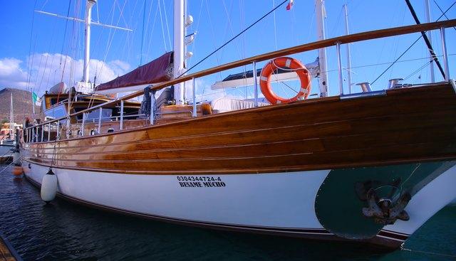 Besame Mucho Charter Yacht - 7