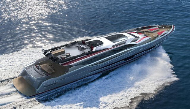 NUMARINE 105HT Charter Yacht
