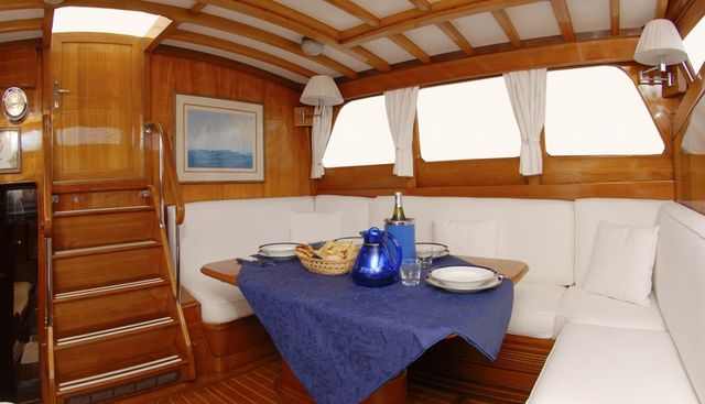 Gitana IV Charter Yacht - 5