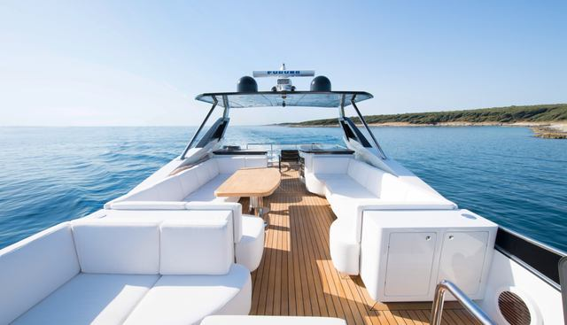 Adler Suprema Charter Yacht - 3