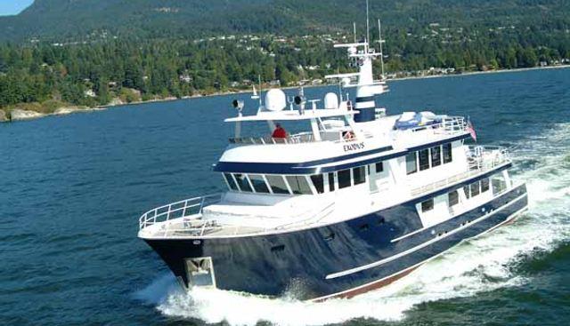 Rosa Charter Yacht