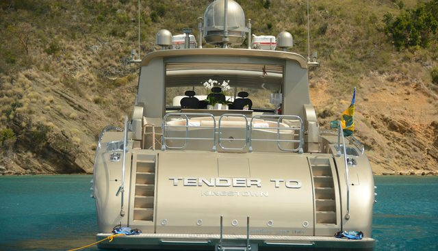Tender To Charter Yacht - 5