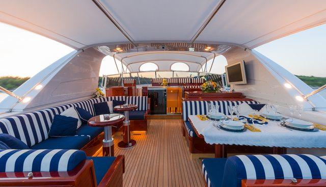 Speedy T Charter Yacht - 5