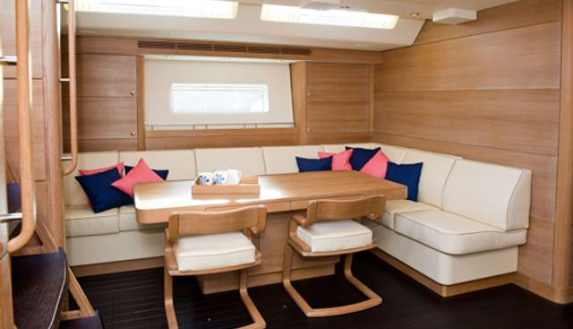 Nefertiti Charter Yacht - 5