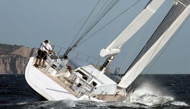 Polytropon II Charter Yacht - 2