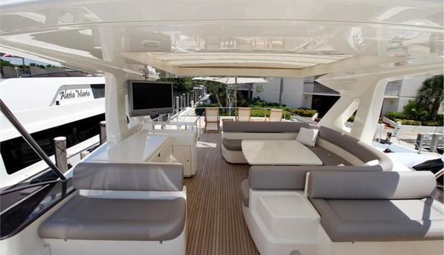 Evolution Charter Yacht - 5