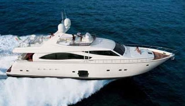 Chi 5 Charter Yacht - 5