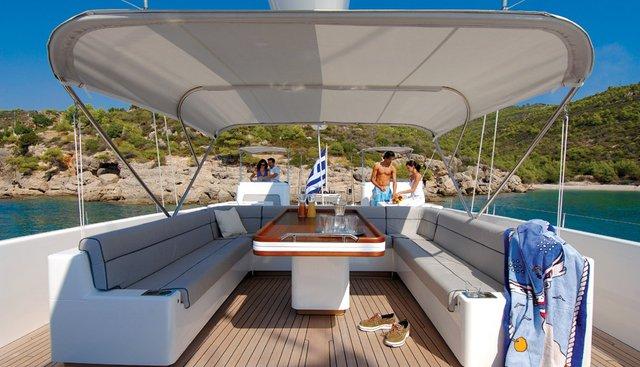 Aristarchos Charter Yacht - 3