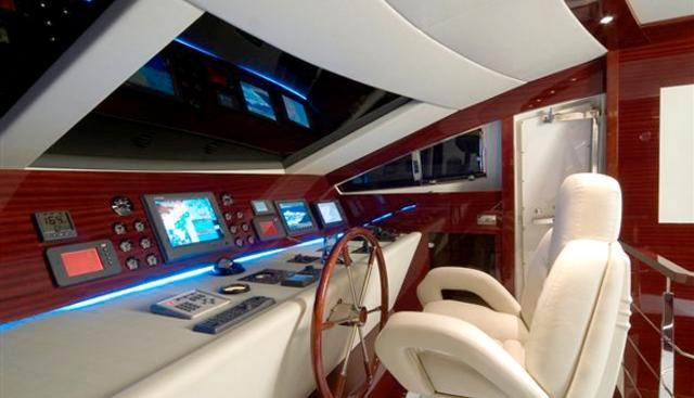 Scorpio Charter Yacht - 3