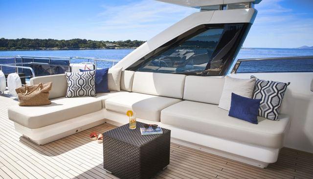 Anka Charter Yacht - 4