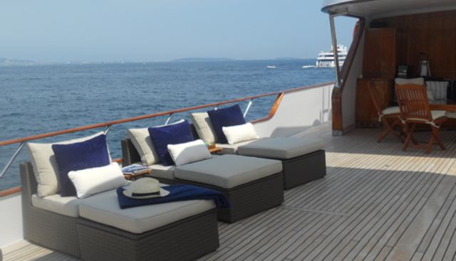Ava Charter Yacht - 4