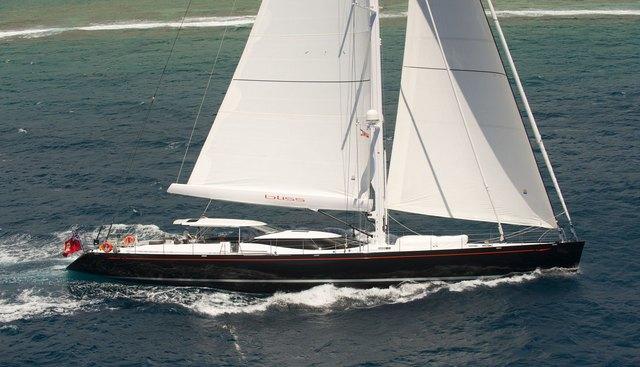 Bliss Charter Yacht