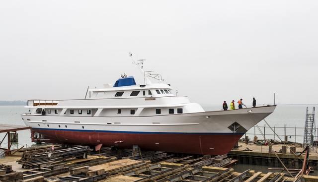 Trafalgar Charter Yacht - 2