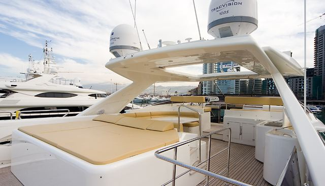 Aquaholic Charter Yacht - 4
