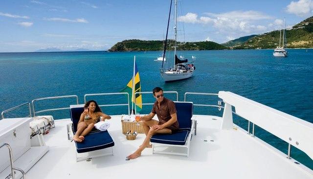 Island Girl Charter Yacht - 7