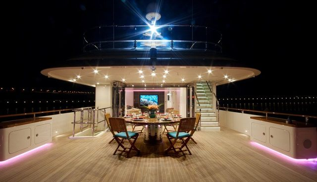 Ocean's Seven Charter Yacht - 4