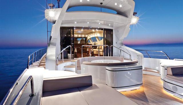 Mangusta 105 Charter Yacht - 6