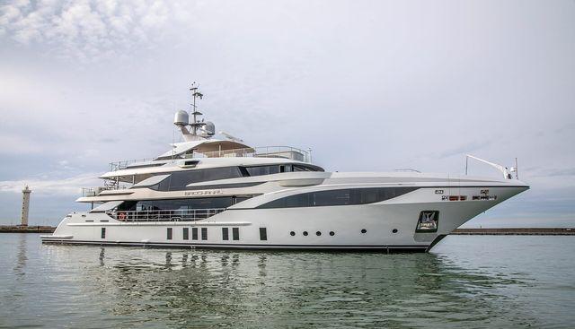 Bacchanal Charter Yacht
