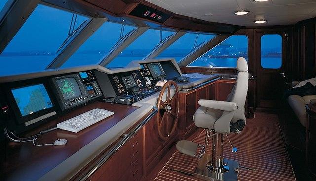 Corinthian Charter Yacht - 3