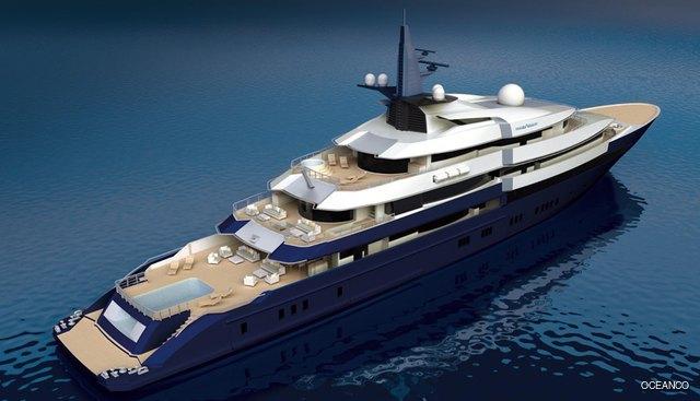 Seven Seas Charter Yacht - 3