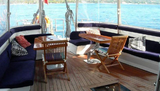 Bartabas Charter Yacht - 4