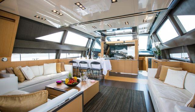 Rhino A Charter Yacht - 8