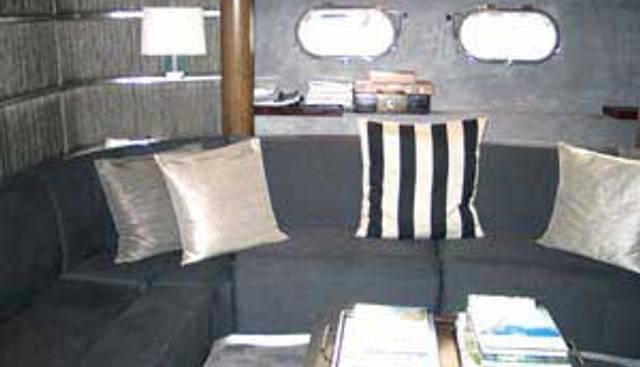 Baia 80 Charter Yacht - 4