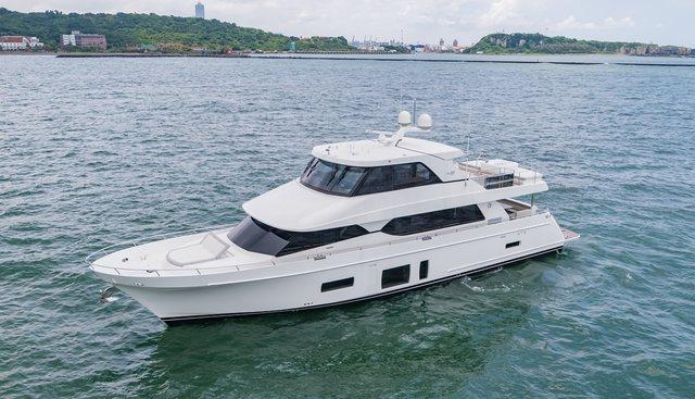 Summer Breeze Charter Yacht