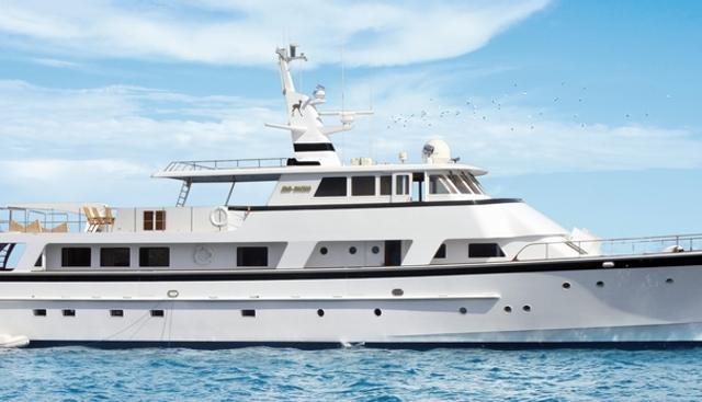 Ma Biche Charter Yacht
