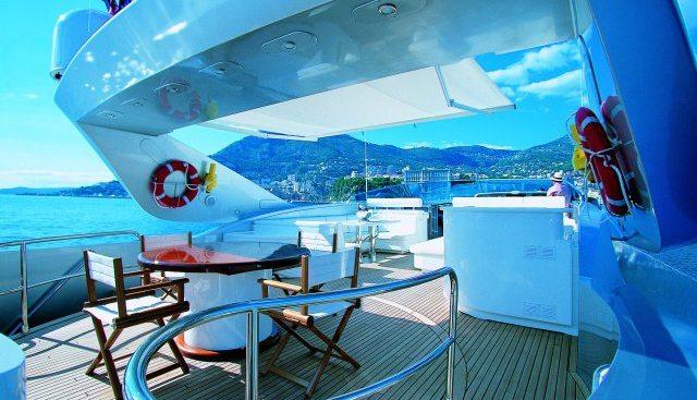 Technema 105 Charter Yacht - 4