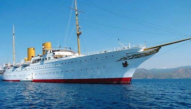 Savarona Charter Yacht