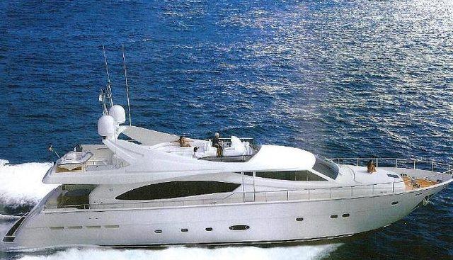 Princess Jules Charter Yacht - 2