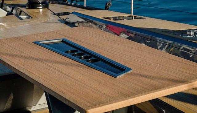 Sorceress Charter Yacht - 3